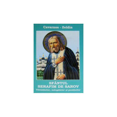 Sfantul Serafim de Sarov - Tamaduitor, mangaietor si povatuitor