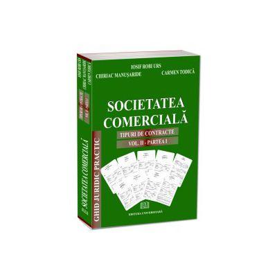 Societatea Comerciala - Tipuri de contracte