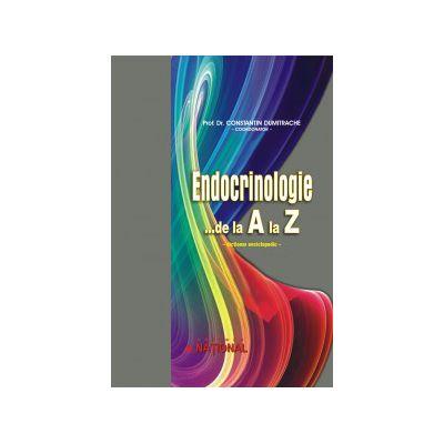Endocrinologie... de la A la Z
