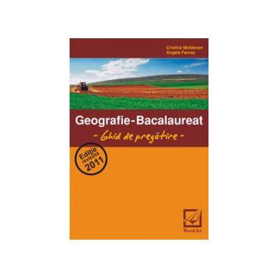 Geografie - Bacalaureat - Ghid de pregatire