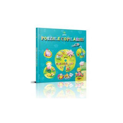 Poeziile copilariei cu CD