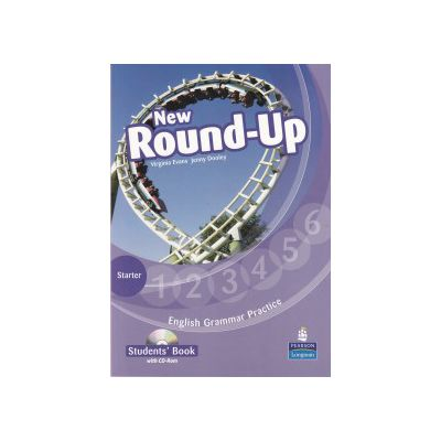 New Round-Up Starter with CD-Rom. Students' Book