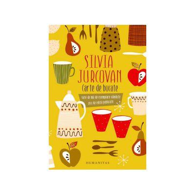 Silvia Jurcovan, Carte de bucate
