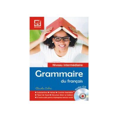 Grammaire du francais. Avec CD
