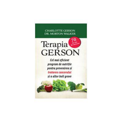 Terapia Gerson - Libraronline.ro
