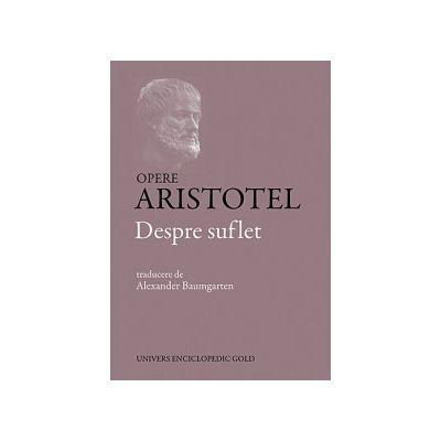 Despre suflet - Aristotel