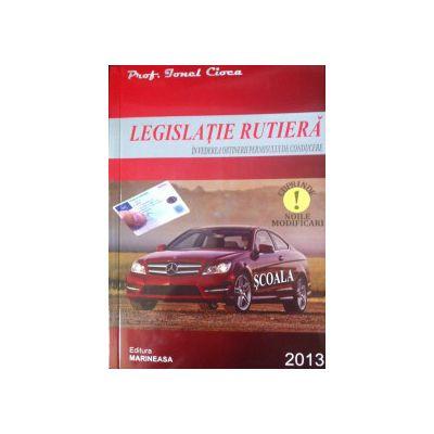 Legislatie rutiera, in vederea obtinerii permisului de conducere