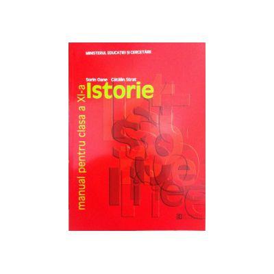 Istorie, manual pentru clasa a XI-a - Sorin Oane