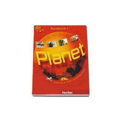 Planet 1, manual de germana pentru clasa a V-a, Kursbuch (A1) - Deutsch fur Jugendliche