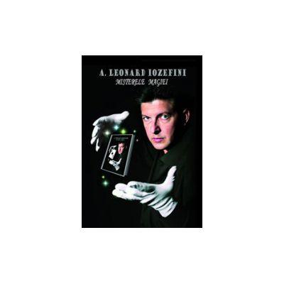 Leonard Iozefini - Misterele magiei (Carte + CD)