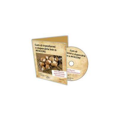 Cultivarea ciupercilor Champignon (CD)