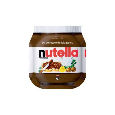 30 de retete delicioase cu Nutella