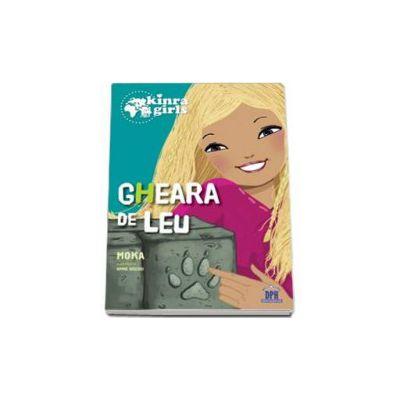 Kinra Girls - Gheara de Leu, volumul 3