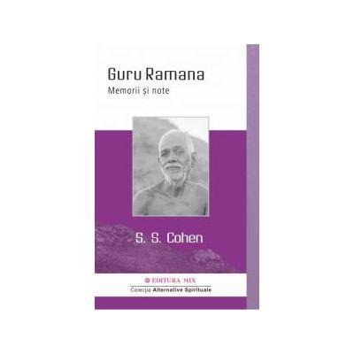 Guru Ramana - Memorii si note