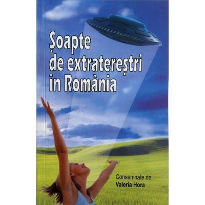 Soapte de extraterestri in Romania