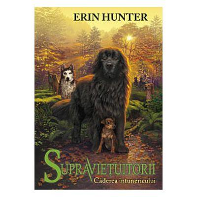 Supravietuitorii. Caderea intunericului, vol. 3 - Erin Hunter