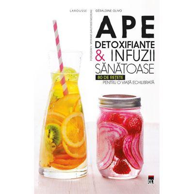 Ape detoxifiante si infuzii sanatoase
