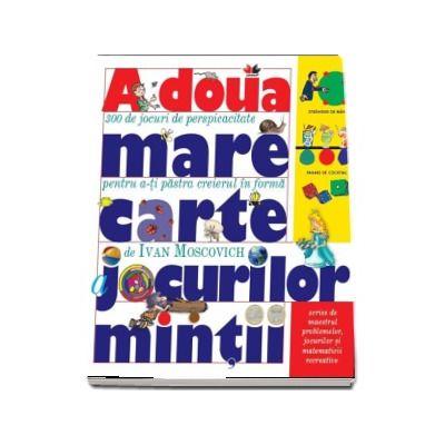 A doua mare carte a jocurilor mintii