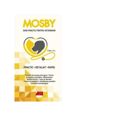 MOSBY - Ghid practic pentru veterinari (Practic, detaliat, rapid)