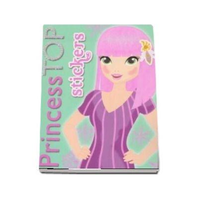 Colectia Princess TOP - Stickers (verde)