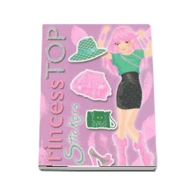 Colectia Princess TOP - Stickers (violet)