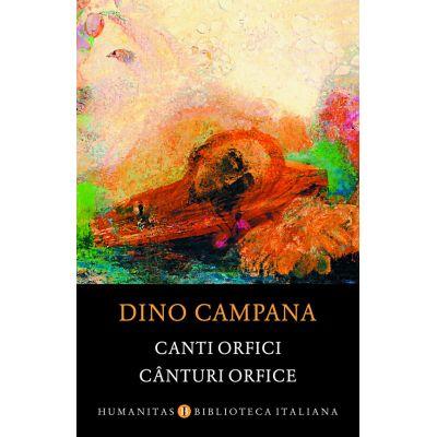 Canturi orfice - Dino Campana