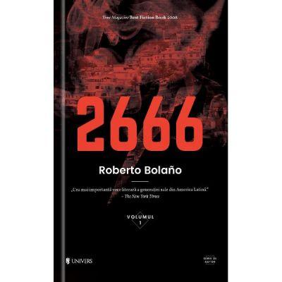 2666 (3 vol) Roberto Bolano