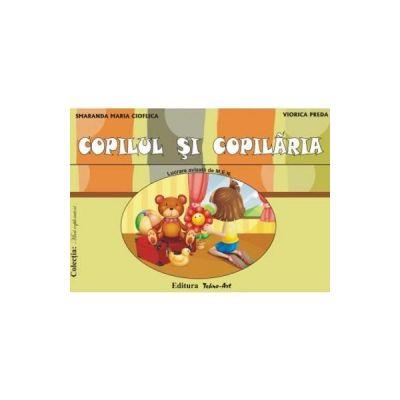 Mapa - Copilul si copilaria - Maria Smaranda Cioflica