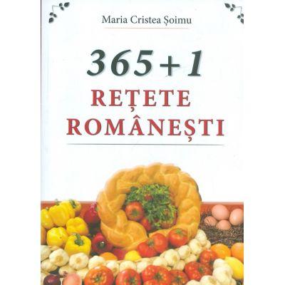 365+1 Retete romanesti - Maria Cristea Soimnu