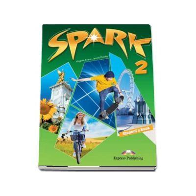 Curs pentru limba engleza (L2). SPARK 2 International. Manual pentru clasa a VI-a (Student s Book)
