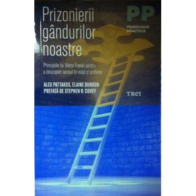 Prizonierii gandurilor noastre. Principiile lui Viktor Frankl pentru a descoperi sensul in viata si profesie