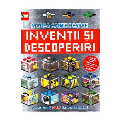 Marea carte despre inventii si descoperiri