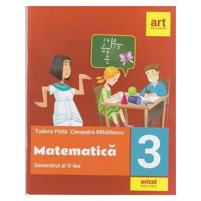 Matematica Clasa a III-a Fise de lucru Semestrul al II-lea (Tudora Pitila, Cleopatra Mihailescu)