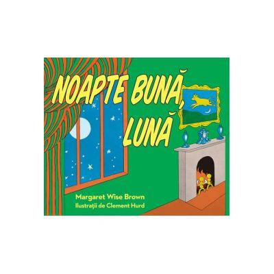 Noapte buna, Luna - O carte plina de poezie, calda, cu farame de absurd, numai buna de citit seara, la culcare