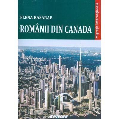 Romanii din Canada - Elena Basaraba