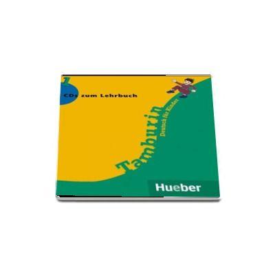 Tamburin 1 - 2 Audio-CDs zum Lehrbuch Deutsch fur Kinder