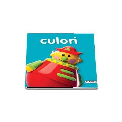 Culori (carte cu pagini cartonate si imagini)