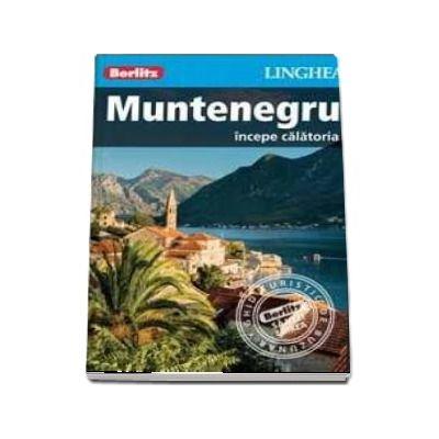 Ghid turistic Berlitz - Muntenegru