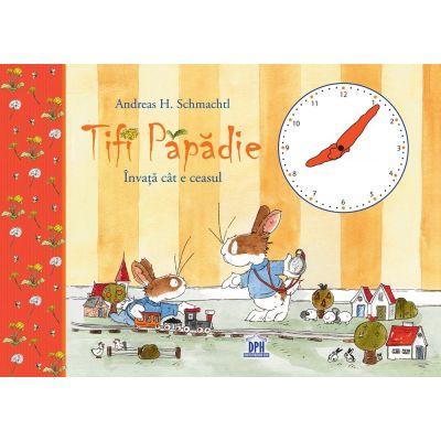 Tifi Papadie - Invata cat e ceasul