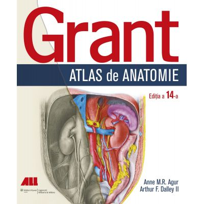 Grant. Atlas de anatomie