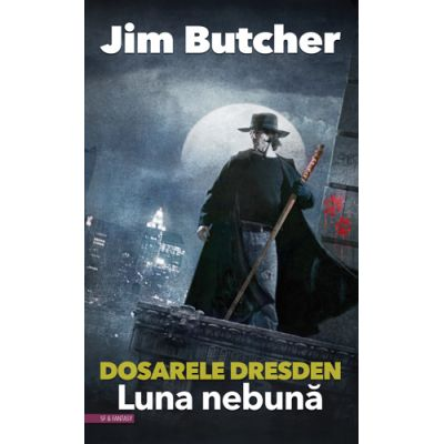 Luna Nebuna - Dosarele Dresden, vol. 2