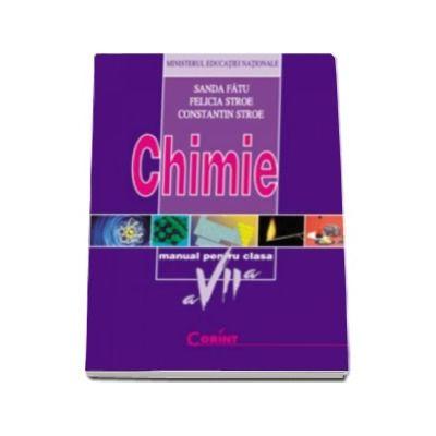 Chimie manual pentru clasa a VII-a (Sanda Fatu)