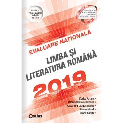 Evaluare nationala 2019. Limba si literatura romana