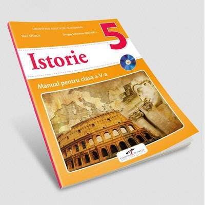 Istorie, manual pentru clasa a V-a - Stan Stoica