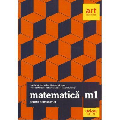 Matematica M1 pentru examenul de Bacalaureat 2019 (90 de exercitii si probleme) - Clubul matematicienilor