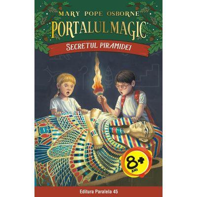 Secretul piramidei - Seria Portalul Magic