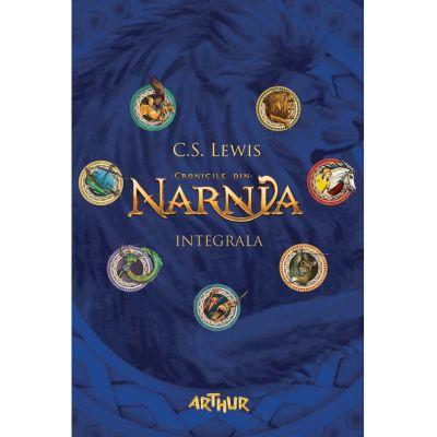 Pachet integral Cronicile din Narnia (7 Volume)