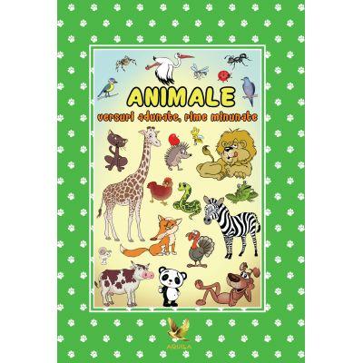 Animale, versuri adunate, rime minunate