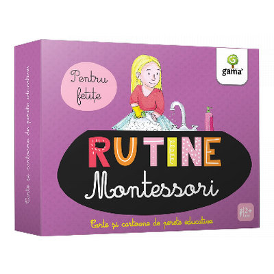 Rutine (Montessori) pentru fetite