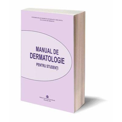 Manual de dermatologie pentru studenti
